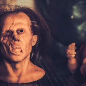 maquillaje del cine del sigo XX