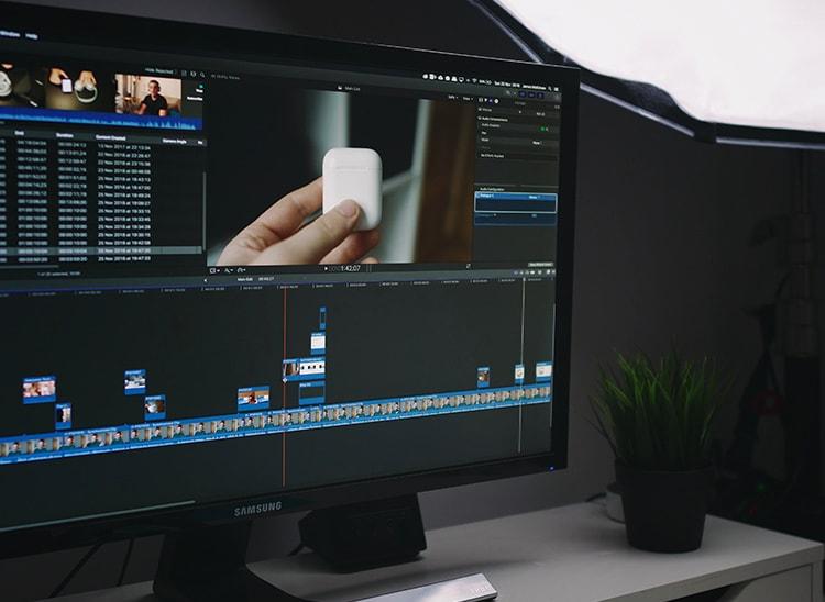 Pioneros en el montaje audiovisual y cinematográfico