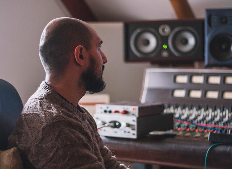 El técnico de sonido y la música diegética