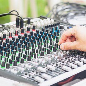 tecnico de sonido estudios