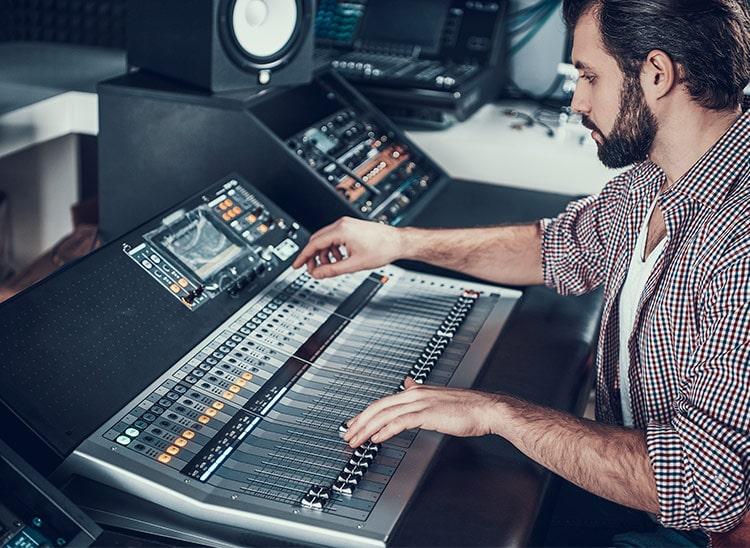 Técnico de sonido salidas laborales