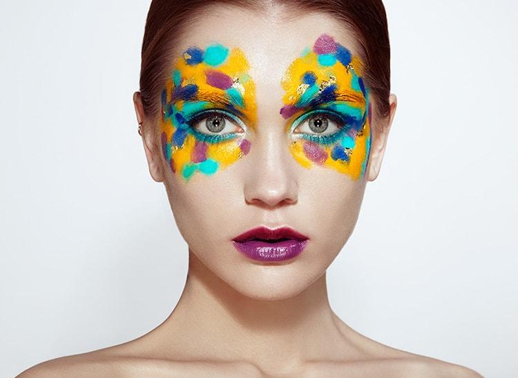 Curso de Maquillaje: El visagismo y los tipos de rostros