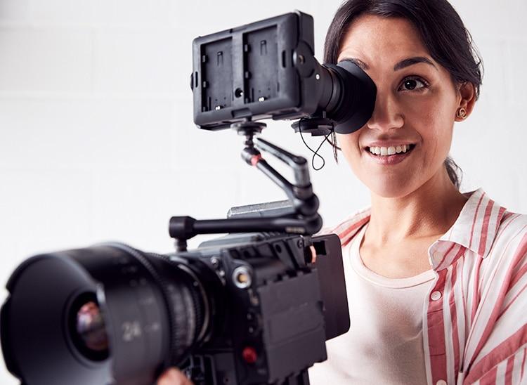 Los ángulos de cámara en el montaje cinematográfico