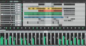 edicion de audio programas - cockos reaper