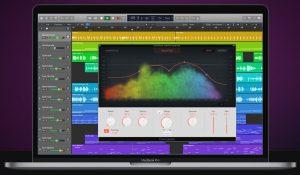 edicion de audio programas - logic pro x