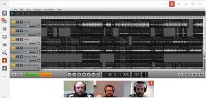 edicion de audio programas - soundation