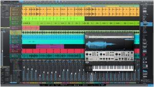 edicion de audio programas - studio one prime