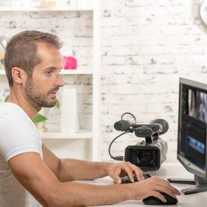 qué hace un editor de video