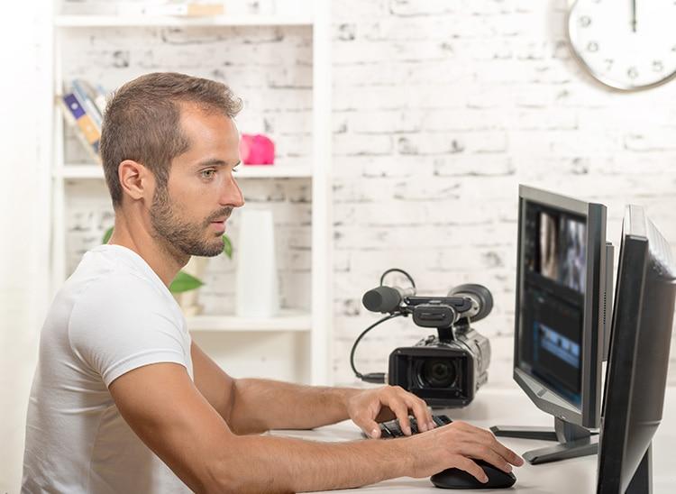 ¿Qué hace un editor de video? funciones del montador