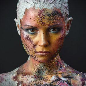 qué hace un maquillador de caracterización
