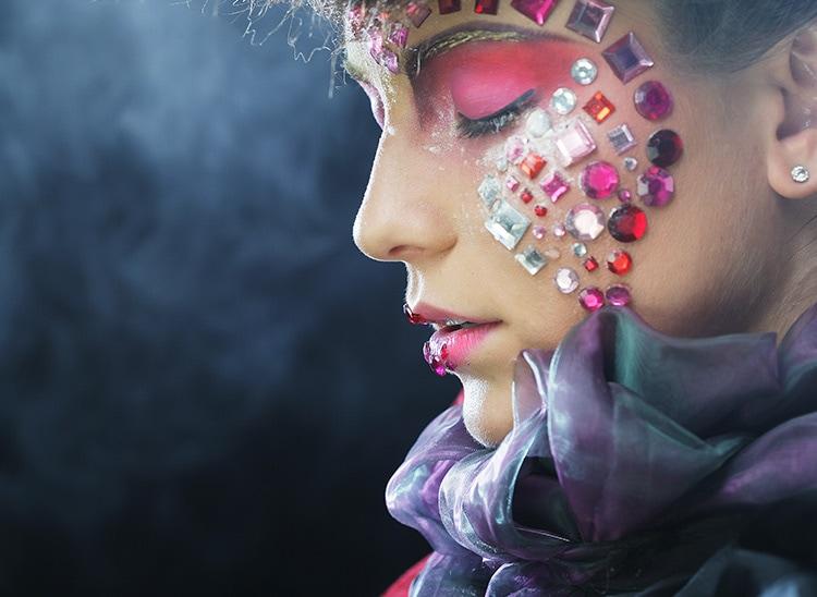 Sueldo maquillador de caracterización y FX