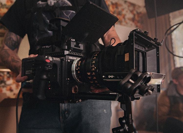 Conociendo la cámara de cine, nuestra gran compañera