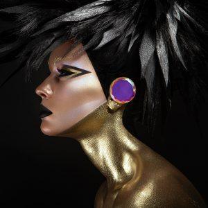 Maquillaje de efectos especiales maquillaje FX