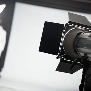 Tipos de luces en cine
