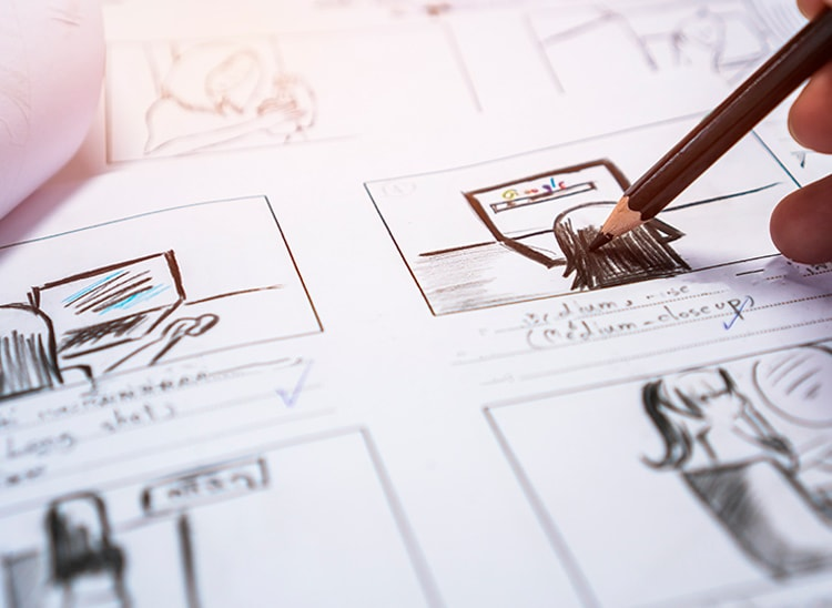 ¿Qué es un storyboard y por qué es tan importante?