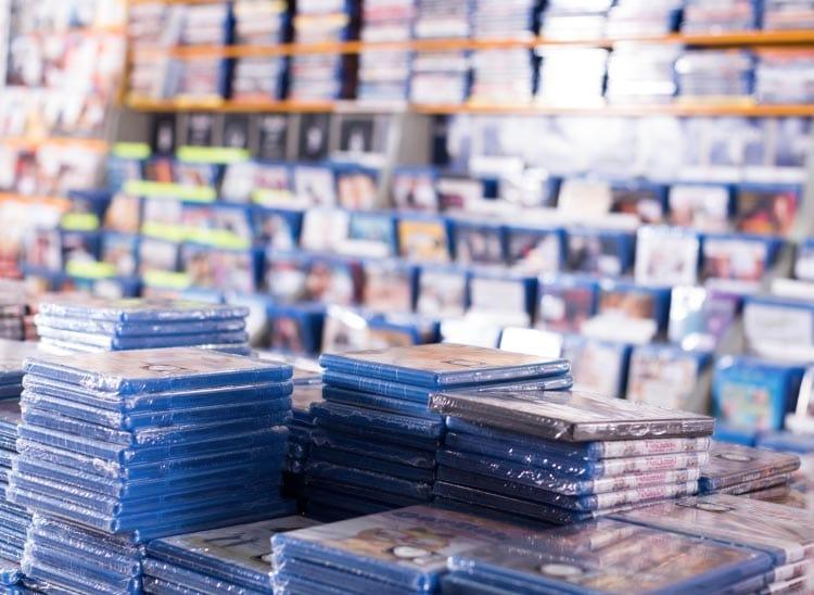 El coleccionismo de películas en DVD (y bluray) está muerto? 35mm