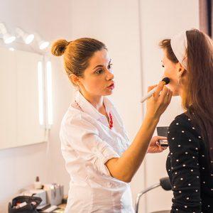 curso de maquillaje en Madrid – formación en maquillaje
