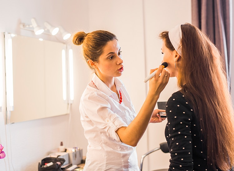 Curso de maquillaje en Madrid: maquillaje y caracterización FX