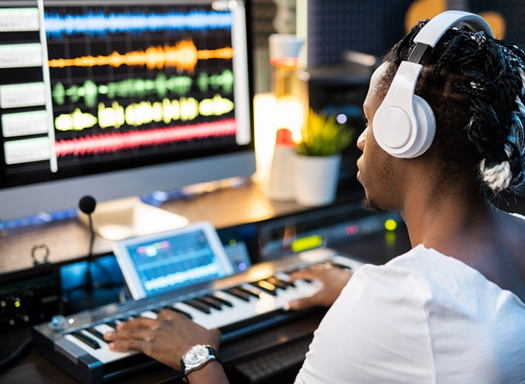 Las funciones del técnico en grabación de sonido