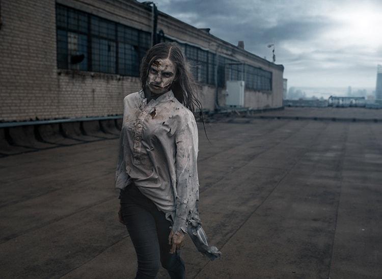 La caracterización zombi a lo largo de la historia audiovisual