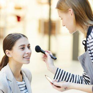 curso de maquillaje en Sevilla - formación