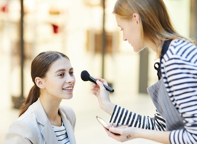 Curso de maquillaje en Sevilla: formación audiovisual