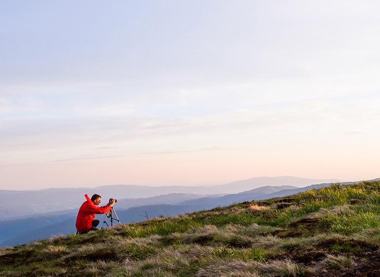 La búsqueda de localizaciones para fotografía
