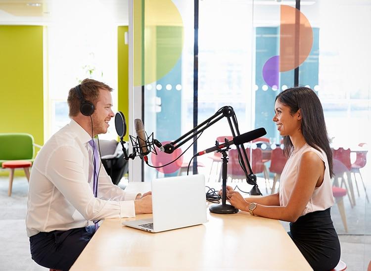 Trabajar en sonido: ¿qué es un podcast?