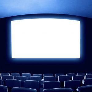 créditos de películas - edición de vídeo