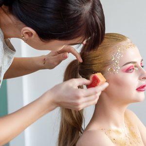 curso de maquillaje en bilbao - caracterización y efectos especiales