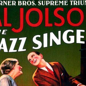 cantante de jazz película
