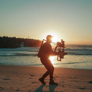 medición de luz en fotografía para el rodaje