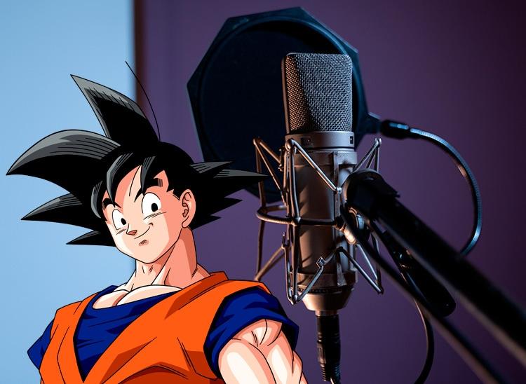 El doblaje de Goku en español latino y castellano