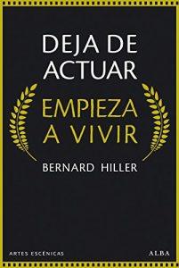 lista de libros de doblaje - bernard hiller