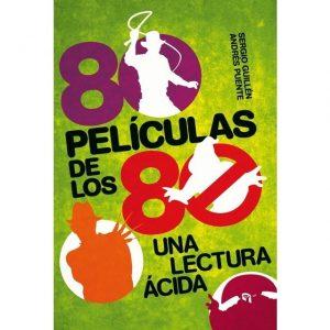libro 80 películas de los 80