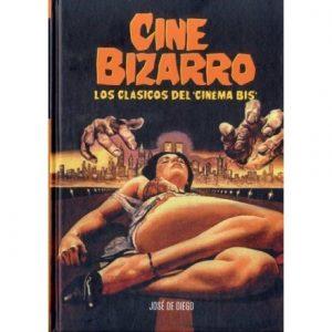 libros cine de culto - cine bizarro