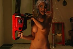 hollywood chainsaw hookers - scream queens