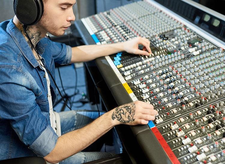 Fundamentos de la postproducción de sonido