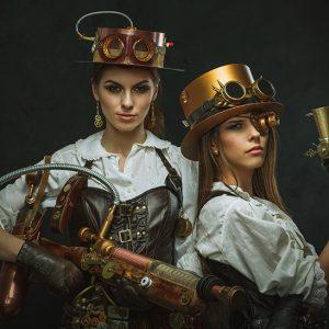 maquillaje steampunk en el cine