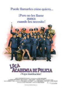 clásicos de videoclub - loca academia de policía
