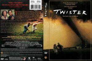 primera película en dvd - twister