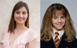 doblaje harry potter español hermione