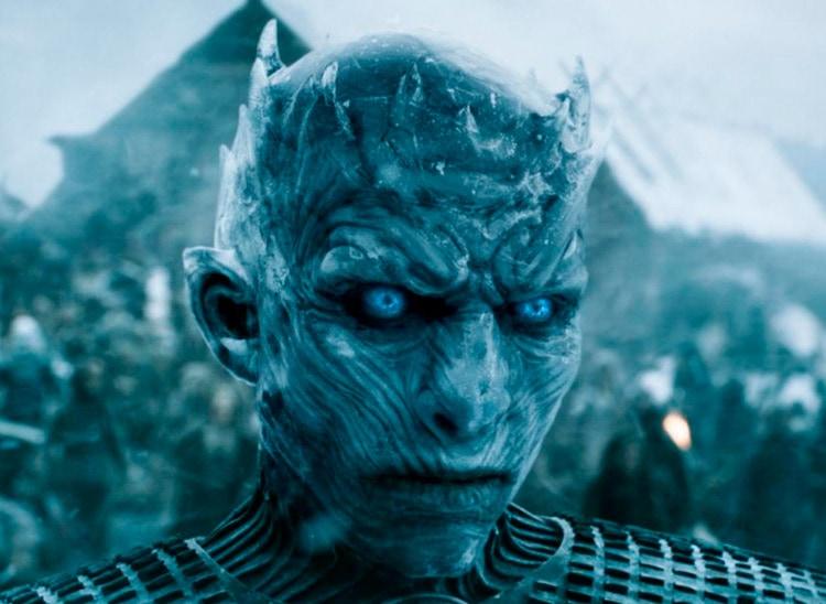 Maquillaje Juego de Tronos: llega el invierno