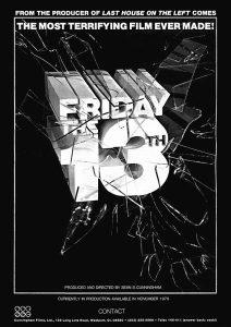 poster de viernes 13