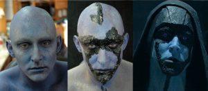 ronan el acusador - villano guardianes de la galaxia