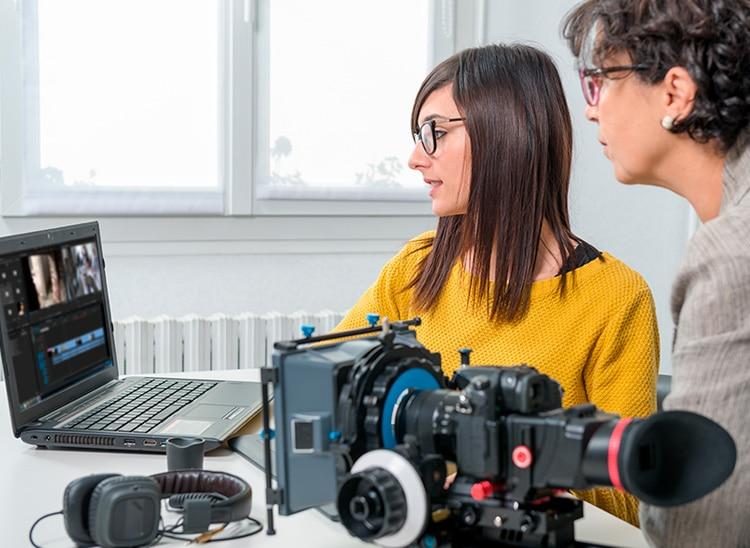 Diferencia entre preproducción y producción audiovisual