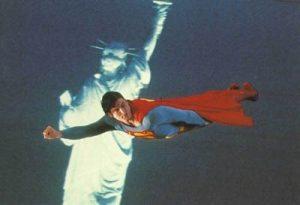 efectos especiales superman