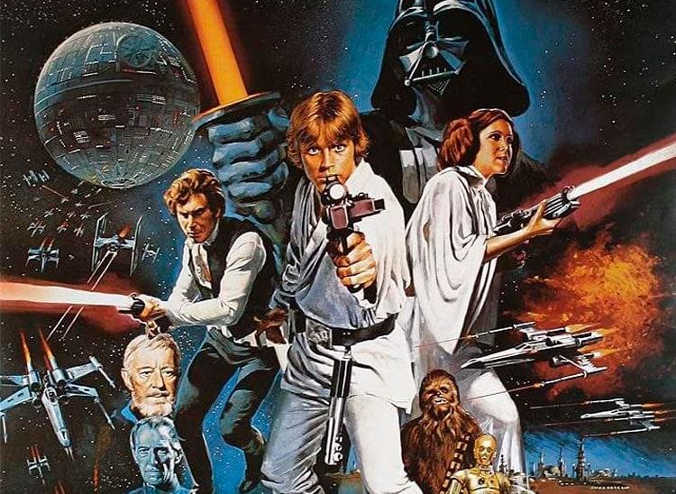 Repaso histórico al maquillaje de Star Wars
