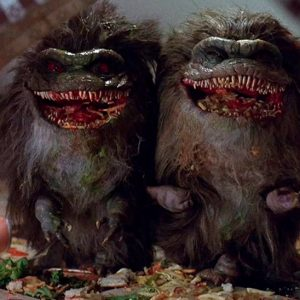 monstrups de películas terror años 80