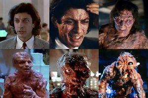 monstruos de películas la mosca jeff goldblum